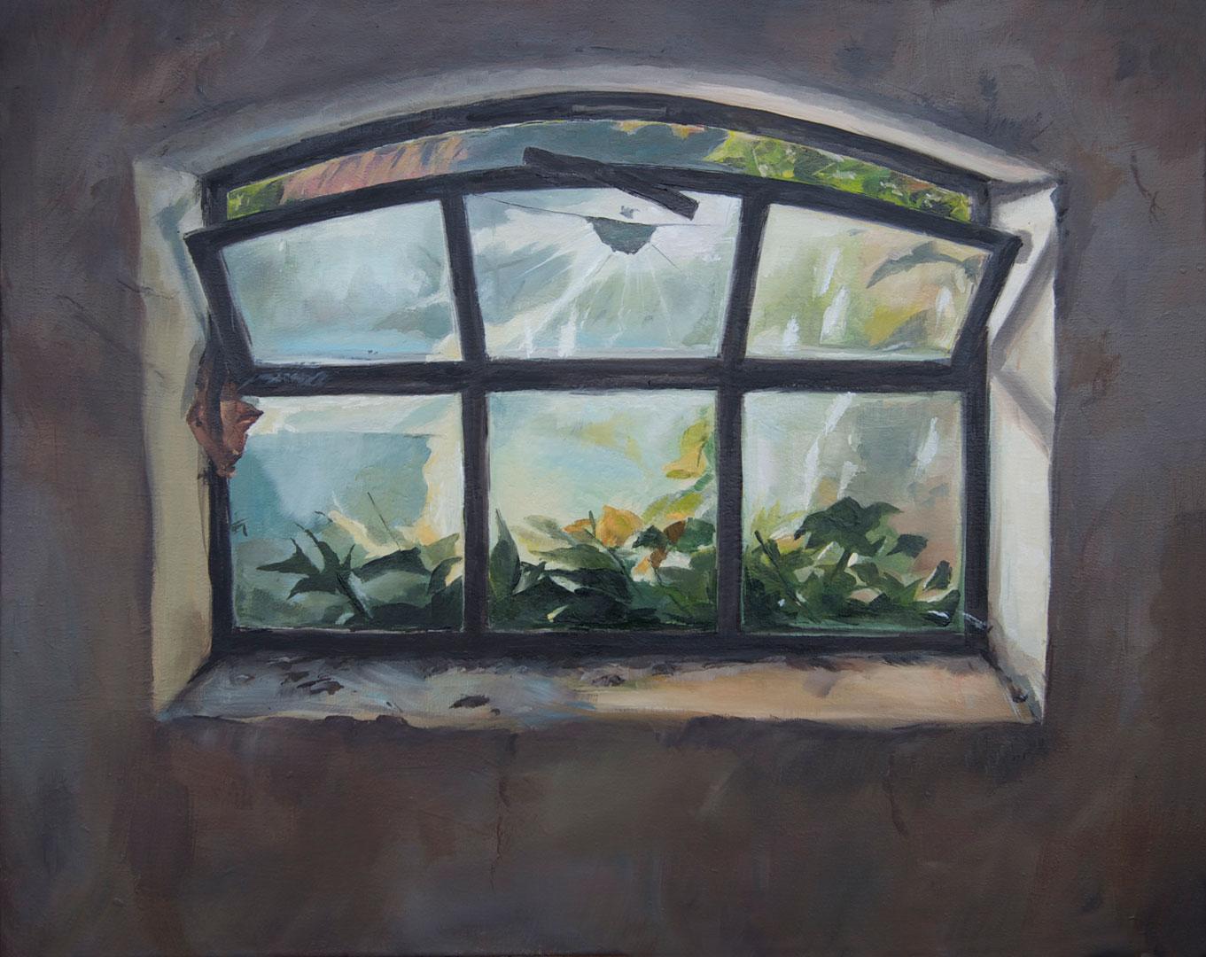 Amanda van den Oever - schilderijen
