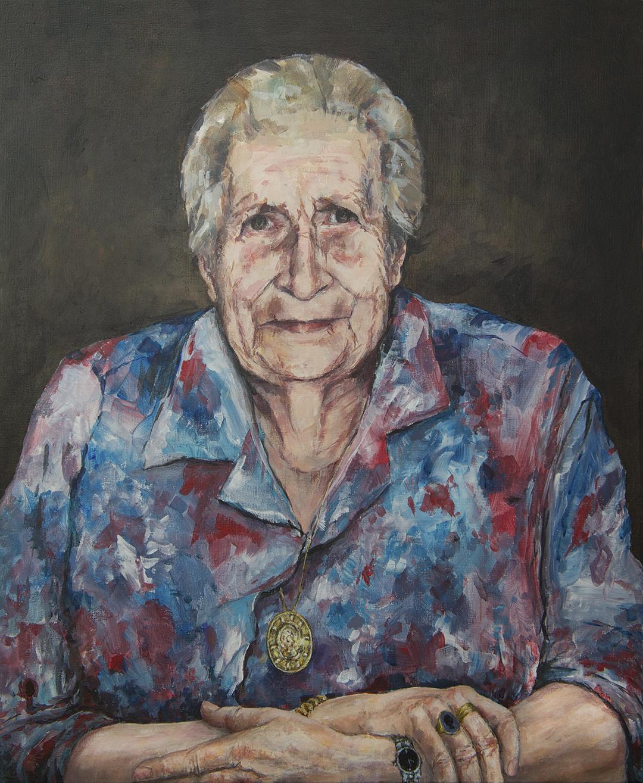 Anna Janka Bakker 1920–2014