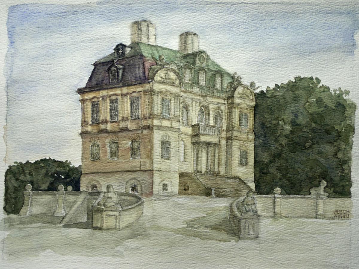Hermitage Jaegersborg